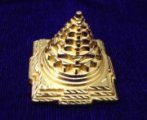 SIDDH SHREE SUMERU (SRI YANTRA) IN EIGHT METAL